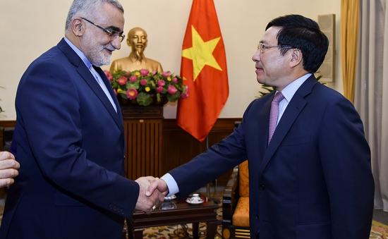 Nâng kim ngạch song phương Việt Nam - Iran đạt mức 2 tỷ USD