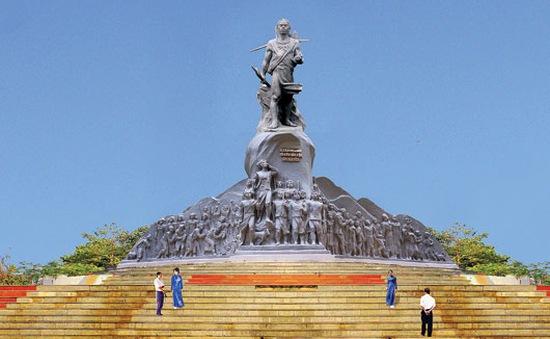 Đắk Nông ngừng trích chi thường xuyên ủng hộ xây dựng tượng đài