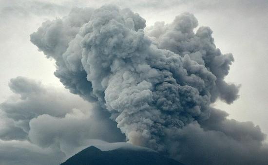 Sau một tuần tạm lắng, núi lửa tại Bali có nguy cơ phun trào