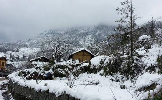 Nhiệt độ vùng núi phía Bắc giảm sâu