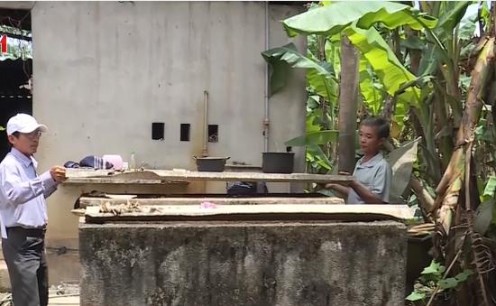Quảng Trị: Hơn 400 hộ dân dùng nguồn nước nhiễm sắt vượt trên 18 lần