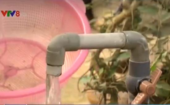Quá tải các công trình cấp nước sạch ở Quảng Ngãi