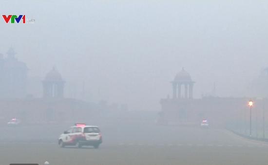 Năm 2015, gần 9 triệu người tử vong vì ô nhiễm không khí