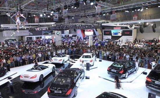 Thị trường ô tô không có nhiều biến động về giá