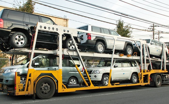 Quy mô thị trường ô tô Việt Nam kém xa Thái Lan