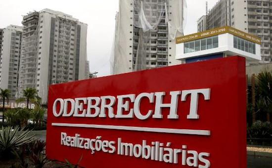 Odebrecht phải nộp phạt 220 triệu USD vì tội hối lộ tại Brazil