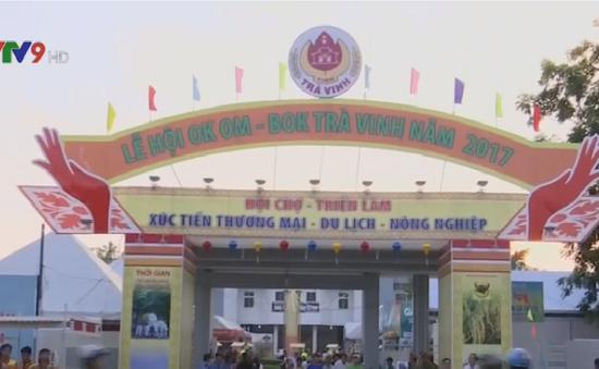 Khai mạc hội chợ thương mại gắn với lễ hội Ok Om Bok