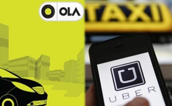 Đối thủ Uber tại Ấn Độ thu về hơn 2 tỷ USD trong vòng gọi vốn mới nhất
