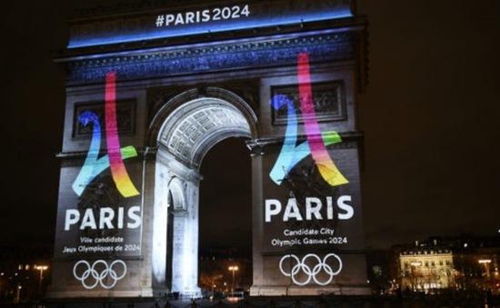 Thành phố Paris và Los Angeles đăng cai Olympic 2024 và 2028