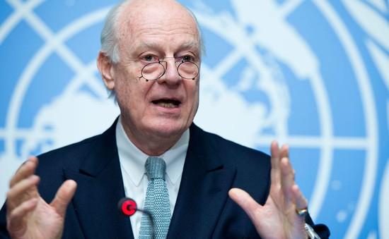 Syria chưa xác nhận tham gia hòa đàm