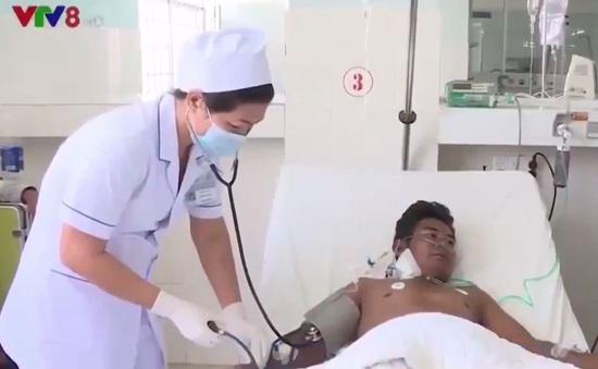 Khánh Hòa: Cấp cứu thành công bệnh nhân bị ong đốt hơn 50 mũi