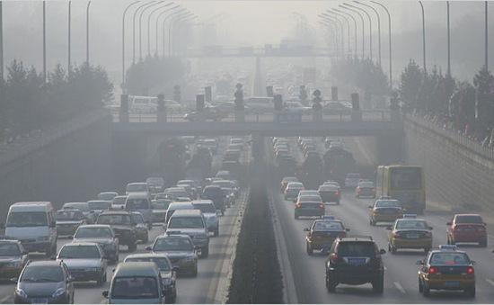 Trung Quốc mạnh tay chống ô nhiễm không khí
