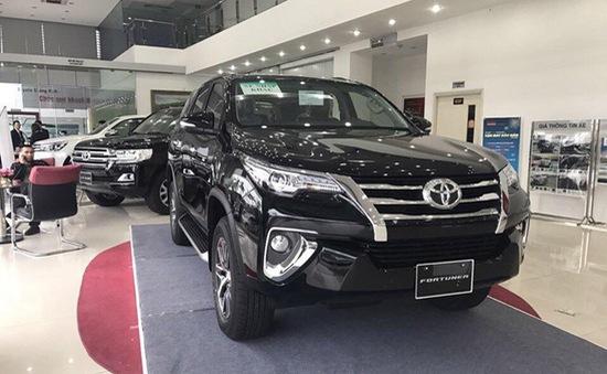 5 dòng ô tô có khả năng giảm giá trong năm 2018