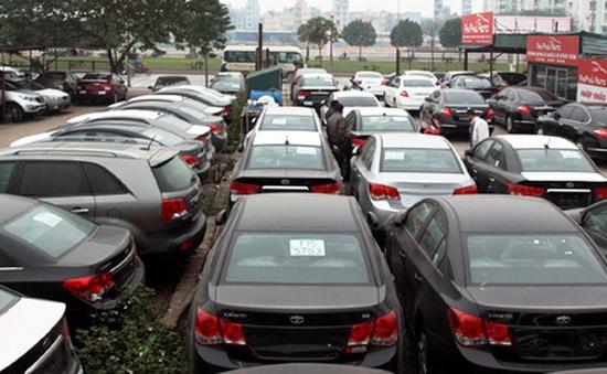 Giá xe ô tô giảm theo lộ trình giảm thuế nhập khẩu