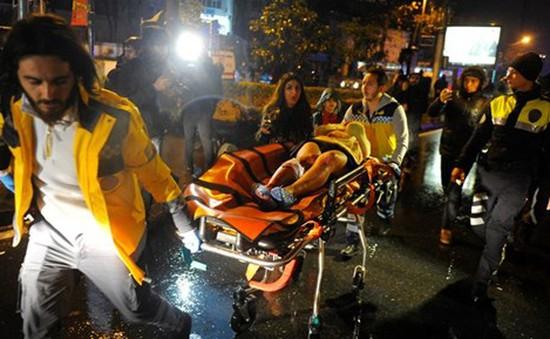 Thổ Nhĩ Kỳ truy tìm thủ phạm tấn công hộp đêm khiến 39 người chết