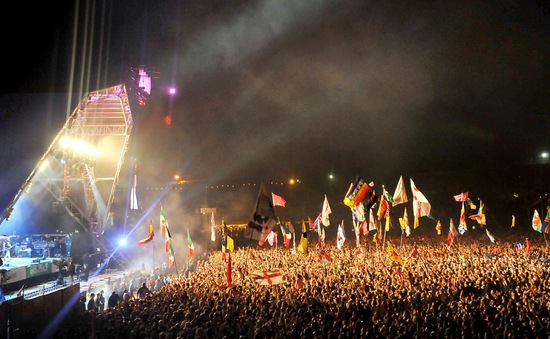 Sẵn sàng cho lễ hội âm nhạc lớn nhất châu Âu