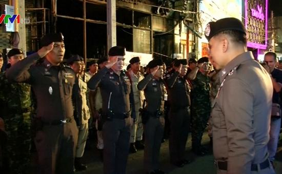 Thái Lan siết chặt quản lý phố đèn đỏ tại Pattaya