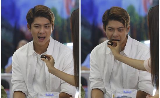 """Tuổi thanh xuân 2: Những khoảnh khắc siêu đáng yêu của Kang Tae Oh khiến fan """"đổ rầm"""""""