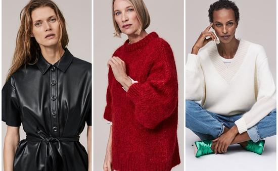 Chân dài U40, U50 bất ngờ khuấy động chiến dịch thời trang mới