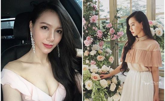 Những lần MC Minh Hà gây thương nhớ với gu thời trang bay bổng, lãng mạn