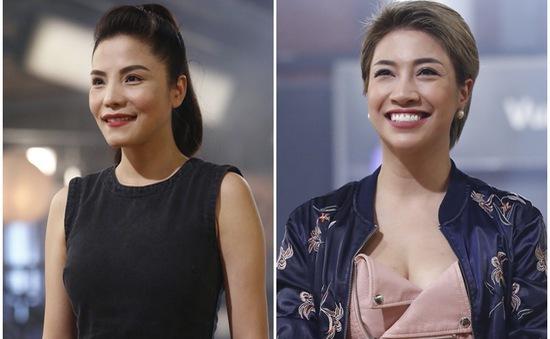Vua đầu bếp 2017: Pha Lê và Kiwi Ngô Mai Trang đối đầu nảy lửa