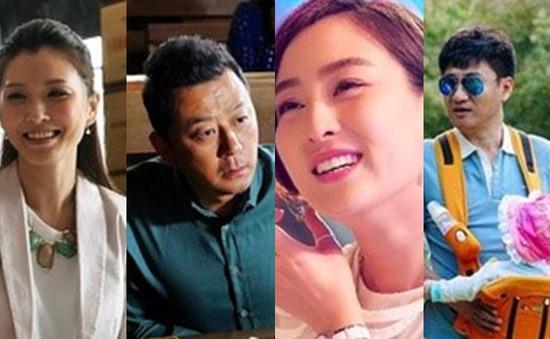 """Điểm danh dàn diễn viên trong phim Trung Quốc """"Vẫn là vợ chồng"""""""
