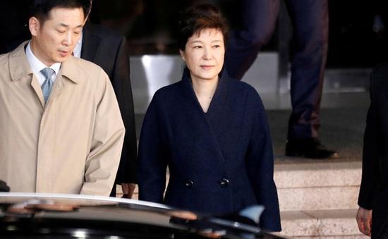 Cựu Tổng thống Hàn Quốc chính thức bị truy tố