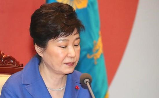 Phe đối lập Hàn Quốc kêu gọi bắt giữ cựu Tổng thống để điều tra bê bối chính trị