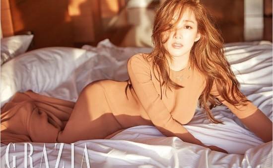 Park Min Young thừa nhận vai diễn mới giống như cuộc đời chính mình