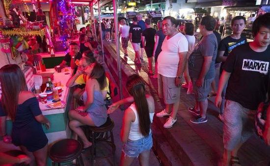 """""""Thiên đường"""" Pattaya muốn thay đổi hình ảnh """"du lịch tình dục"""""""