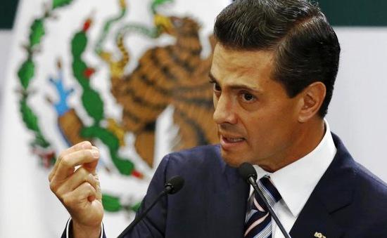 Tổng thống Mexico có thể hủy chuyến thăm Mỹ