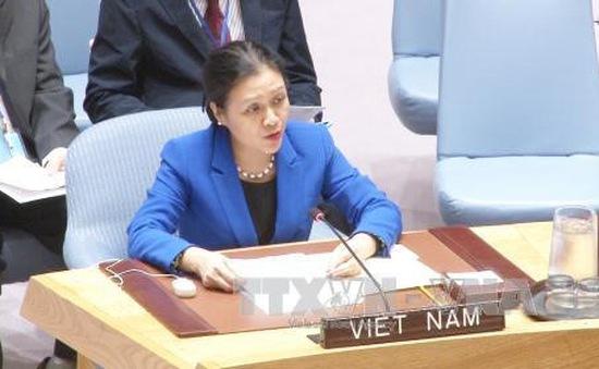 Việt Nam tham dự Ủy ban Giải trừ quân bị và An ninh quốc tế của Đại hội đồng LHQ Khóa 72