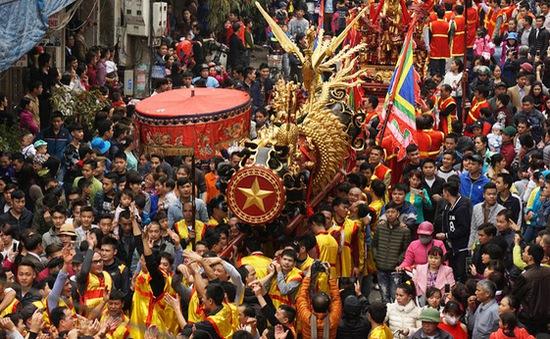 Bộ VHTT&DL chấn chỉnh công tác quản lý và tổ chức lễ hội