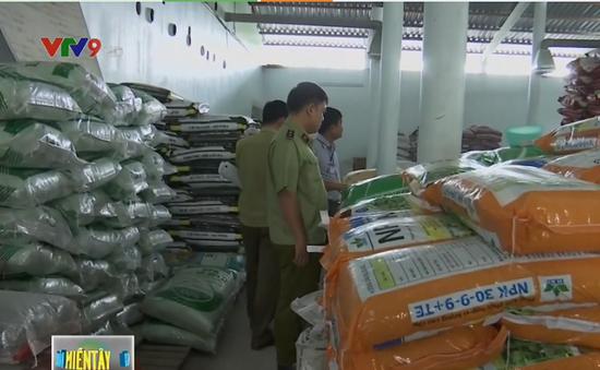 Tăng cường kiểm tra chất lượng phân bón tại Vĩnh Long