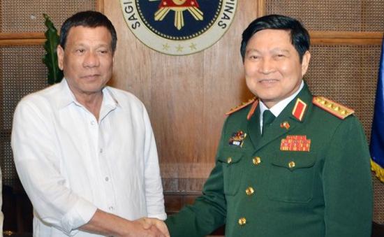 Philippines luôn mong muốn tăng cường quan hệ mọi mặt với Việt Nam
