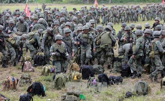 Australia mở rộng hỗ trợ an ninh cho Philippines