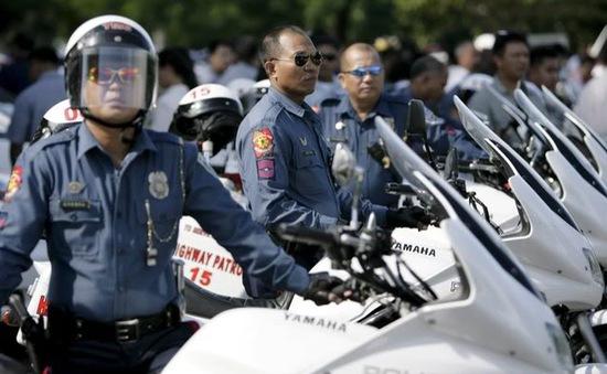 Cảnh sát Philippines tuyên bố sẵn sàng trở lại cuộc chiến chống ma túy