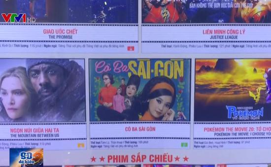 """Phim Việt bị o ép, điện ảnh Việt Nam nguy cơ thua trên """"sân nhà"""""""