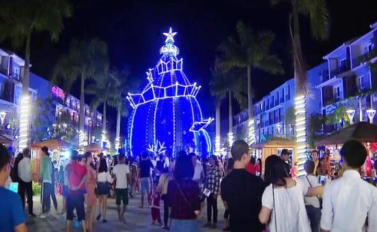 Phố đi bộ đầu tiên tại Phú Quốc chính thức hoạt động