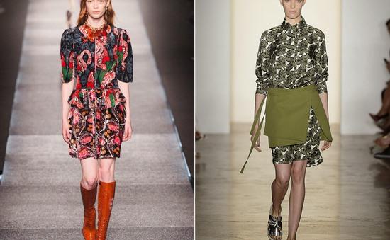 """Mặc đồ theo phong cách vintage sao cho không bị """"quê""""?"""