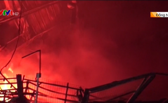 Đồng Nai tăng cường phòng cháy chữa cháy