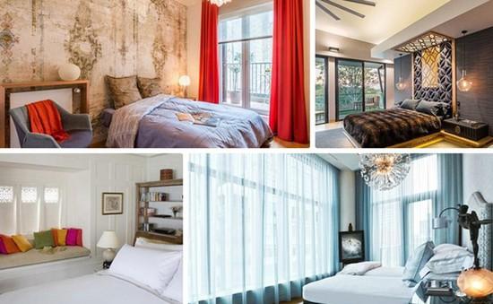Những xu hướng thiết kế phòng ngủ hiện đại