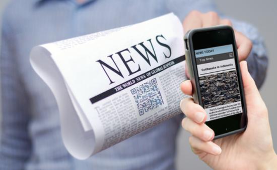 Xu hướng báo chí thế giới 2016: Tia hy vọng nào cho báo giấy?
