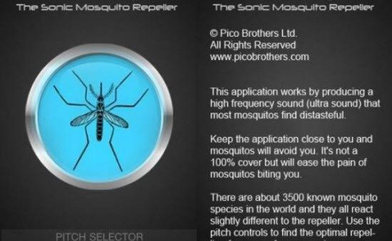 Đuổi muỗi bằng… iPhone 7