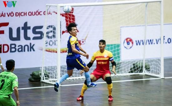 Vòng loại giải Futsal VĐQG HDBank 2017 (18/3): Sanest Tourist Khánh Hòa bị cầm hòa ngày ra quân