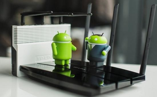 Dùng thiết bị Android bắt kẻ xài trộm mạng Wi-Fi gia đình