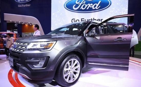 Triệu hồi SUV Explorer do lỗi ghế ngồi, Ford Việt Nam lên tiếng