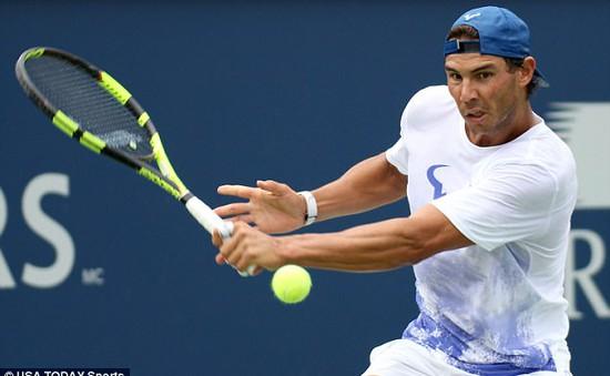 Nadal nhắm tới ngôi vị số 1 ATP sau Rogers Cup