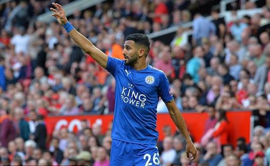 Mahrez cấp tốc làm thủ tục rời Leicester City