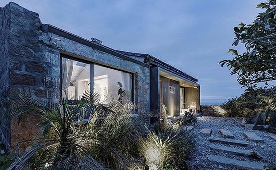 Căn nhà nông thôn khác một trời một vực sau khi cải tạo